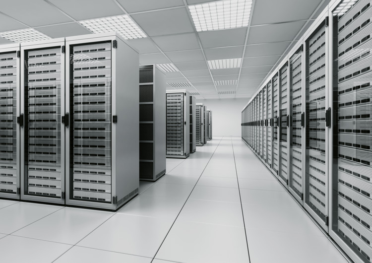 datacenter server room