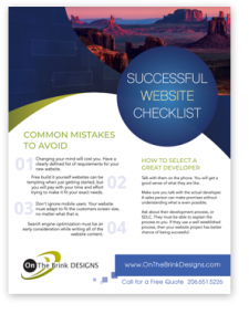 download free checklist
